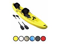 Bluefin Double 2 + 1 Kayaks Only £400.00 including Paddles and Seats