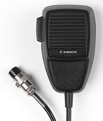 Mikrofon (Ersatz) für CB Funkgerät AE4200 EU/ASQ/4200R 4-pol. 41982