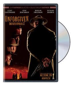 Unforgiven dvd-Clint Eastwood-Excellent condition