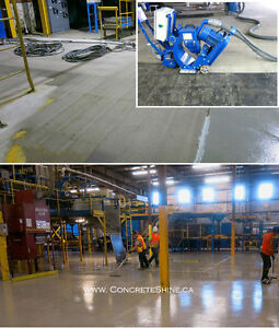 Concrete Shot Blasting, Traffic Deck Topping, Epoxy Coating Cornwall Ontario image 10