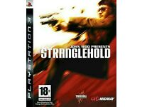 Stranglehold™ Game for PlayStation 3®