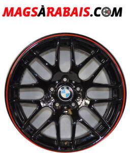 Mags / roue pour BMW Série 1-2-3-4-5-6 x1 x3 x5 x6 18 pouces