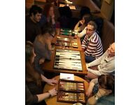 Sapphire Backgammon Social Group Meets in Central London