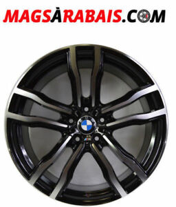 Mags / Roues pour BMW x5 / x6 20 po 275/40/20 + 315/35/20