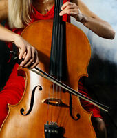Professional Cellist for Your Special Event