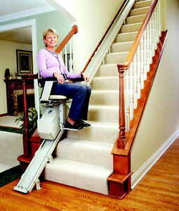 New And Used Stair Lifts Porch Lifts Ramp 416-876-3870 Stairlift