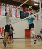 INDOOR VOLLEYBALL – Edmonton Sport & Social Club (ESSC)