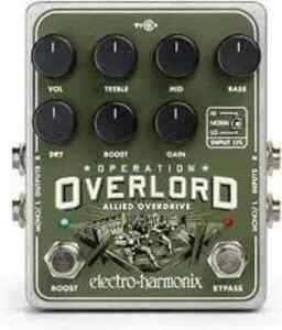 EHX Operation Overlord Overdrive