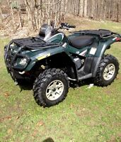 Sorry Not Selling ... Just Trade for Bigger Quad, 4WD