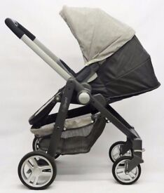 Graco Evo Avant Pram and travel system - for quick sale now £100