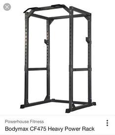 BodyMax Power cage CF475 (brand new)