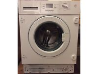 Lamona Integrated Washing Machine 1400rpm