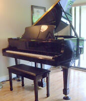 IMMACULATE BABY GRAND PIANO  $8,500