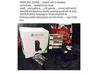 Xbox 360 BOXED