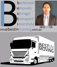 BESTiN Interstate Removals & Backloading – Sydney NSW Sydney Region Preview