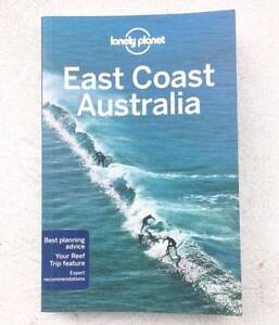 Lonely Planet Australian East Coast travel book Surfers Paradise Gold Coast City Preview