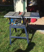 Table Saw..Like New