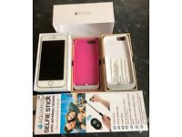 IPhone 6 16gb Gold with accessories