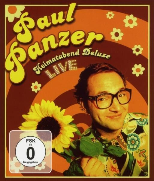 "PAUL PANZER ""HEIMATABEND DELUXE"" BLU RAY COMEDY NEU"