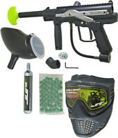 PAINTBALL COMPLETE KIT - EVERYTHING YOU NEED FOR THE SPORT!