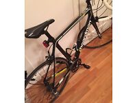 Boardman team carbon road bike first class condition as only used a few times.