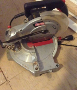 Compound Mitre Saw....  $80 No Hold