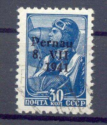 Estland Pernau 9I LUXUS**POSTFRISCH 30EUR (71749