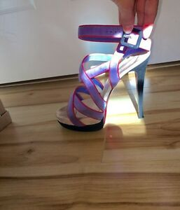 Christian Louboutin sandals size 8.5