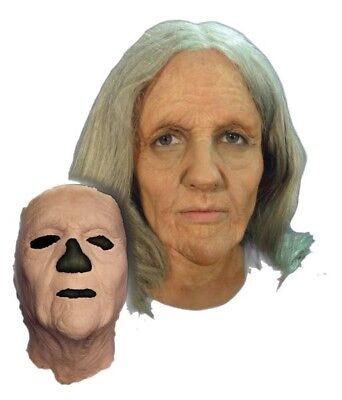 Prosthetics For Halloween (Costumes For All Occasions HD600142 Prosthetic Old Woman)