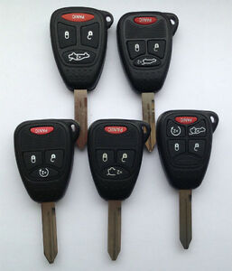 CLE a puce DODGE CHRYSLER JEEP RAM REMOTE chip KEY PROGRAM INCLU