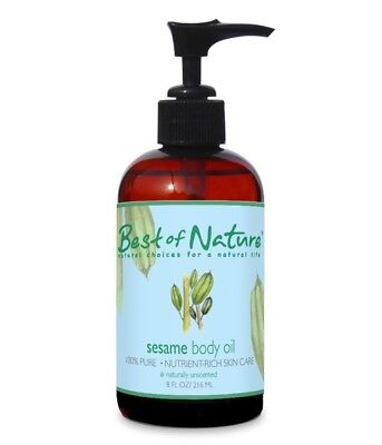 Best of Nature Tranquility Aromatherapy Body Oil - 8oz Pump Bottle