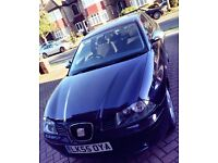 Black SEAT IBIZA 1.4 (3-Door, 5 Speed Manual) 1 OWNER FROM NEW!!