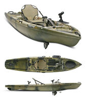 2013 Native Watercraft Mariner 12.5 Propel Pedal Drive
