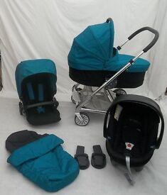 Mamas and papas Urbo travel system
