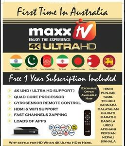 Maxx Tv with 4K quality, Jadoo tv, Worldmax, Real TV hybrid Balga Stirling Area Preview
