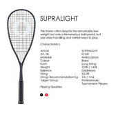 Badminton, tennis Squash & pickleball equipment excellent prices