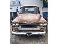 Chevrolet Apache Truck 1958