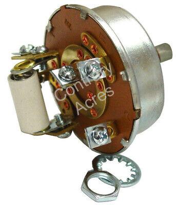 John Deere 50 60 70 520 620 720 Ign Light Switch