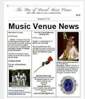 Harpist for your Event Venue
