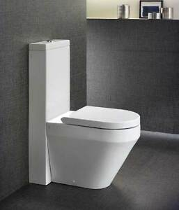Sanitari bagno water bidet cassetta monolith e copriwater for Offerta sanitari bagno
