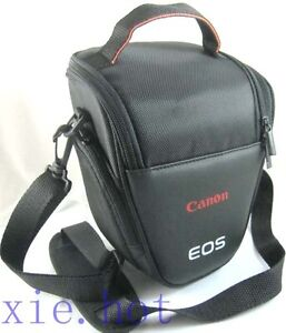 Camera-Case-Bag-for-Canon-DSLR-Rebel-T3i-T2i-T1i-XSi-EOS-1100D-600D-550D-60D-5D