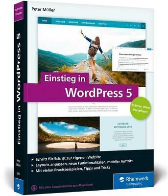 $ 1 - Starterpaket ★  Affiliate ★  Original Wordpress mit Lizenz★
