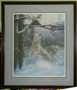 The Great Escape By Liz Lesperance Limited Edition Edmonton Edmonton Area image 1