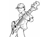 BASS PLAYER WANTED - ORIGINAL BAND - NO SESSIONS