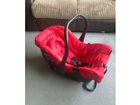 JOIE Group 0+ Car Seat in EXCELLENT condition!