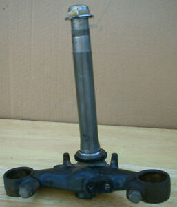 1973 Honda CB 450 k6 Steering stem/lower triple clamp London Ontario image 3