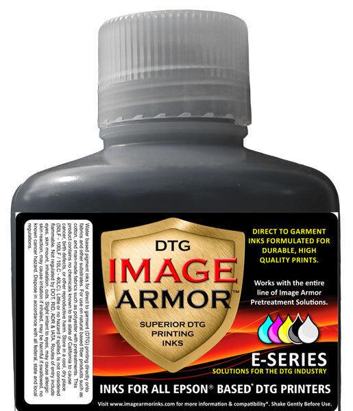 Black Image Armor Garment Ink Liter (1000ml)