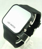 Fashion LED Watch/Montre silicone for male/female/young people