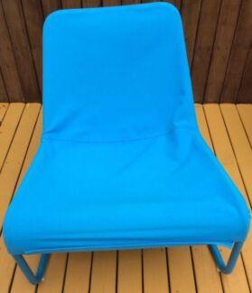 Easy chair - blue
