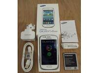 Samsung Galaxy s3 mini unlocked white brand new boxed WHITE